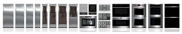 New Generation, appliance styles, kitchen style