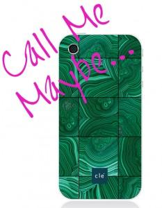 iphone cover, malachite iphone cover, iphone skin, malachite, tile, iphone accessories