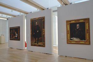 Kimbell Art Museum, European Gallery, European paintings, fort worth, TX art