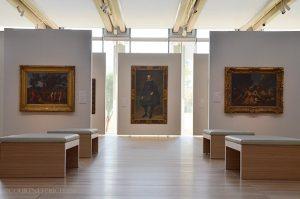Renzo Piano Pavilion, Art Gallery