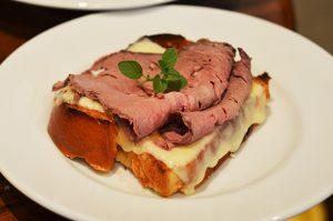 Roast Beef Melt
