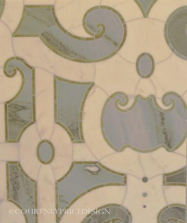 Ann Sacks tile on www.CourtneyPrice.com