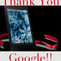 Google's Nexus 7 Event