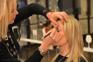 Google event, hair and makeup, night of beauty, dry bar, blushington, nexus 7