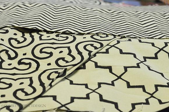 Madeline Weinrib fabrics on www.CourtneyPrice.com