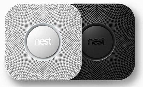 nest smoke detector, iPad remote in 2013 home trends www.CourtneyPrice.com