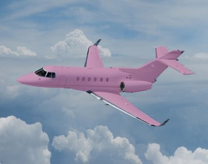 Radiant Orchid Private-Jet