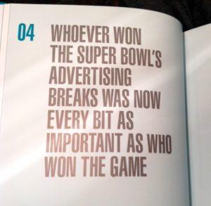 Superbowl Ads