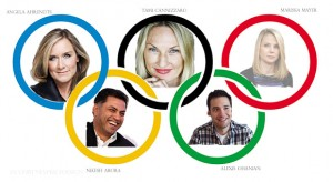 Tech Olympians on www.CourtneyPrice.com