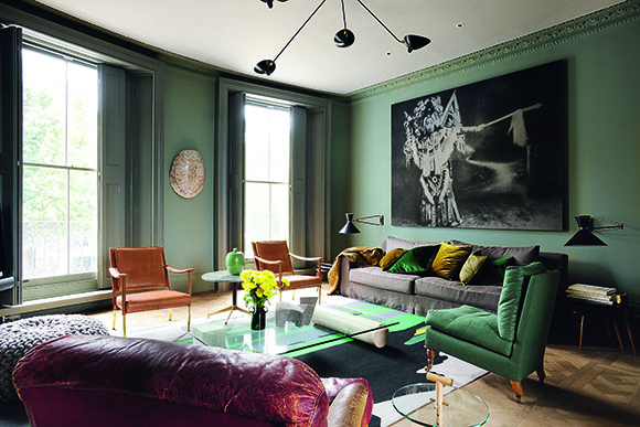 Room from Interiors Now book on www.CourtneyPrice.com
