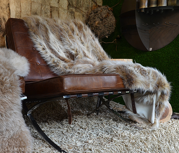 Ski House Trend- Mountain Modern on www.CourtneyPrice.com