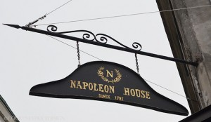 The Napoleon House, on www.CourtneyPrice.com