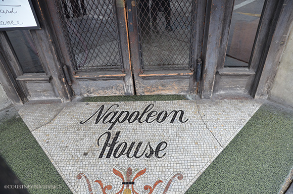 Napoleon House, New Orleans on www.CourtneyPrice.com