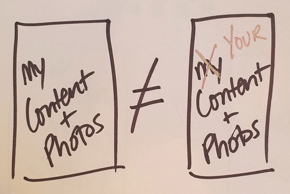content for your website 101 on www.CourtneyPrice.com