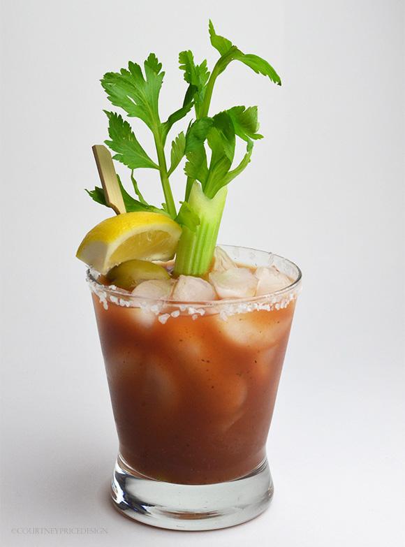 Best Bloody Mary Ever on www.CourtneyPrice.com