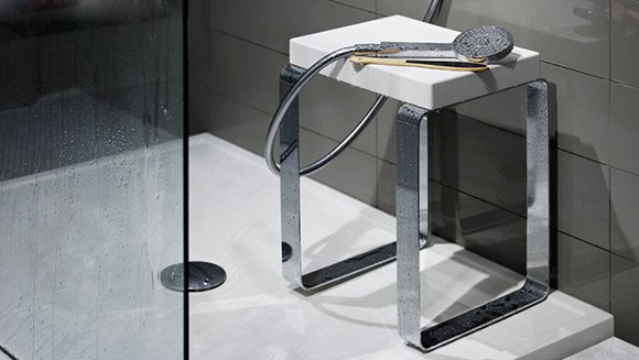 Cube Bench by WetStyle on www.CourtneyPrice.com