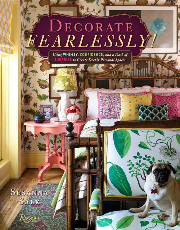 Decorate Fearlessly, on www.CourtneyPrice.com