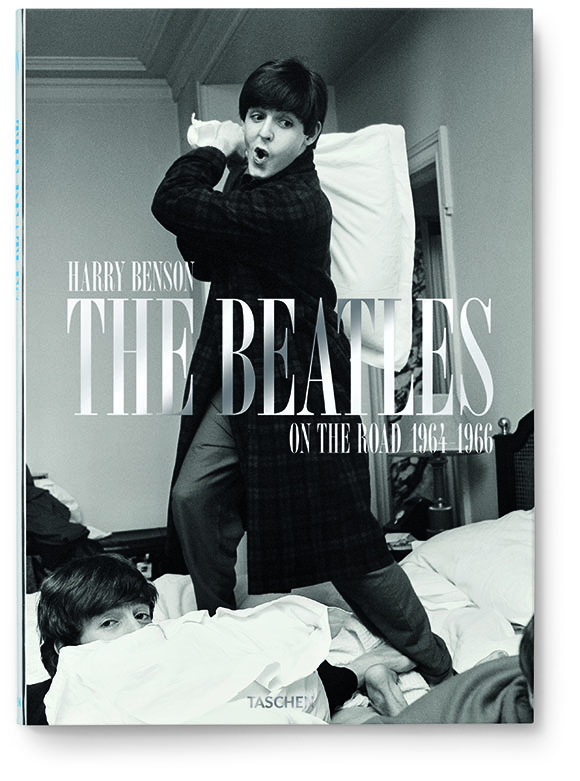 Harry Benson Beatles Book on www.CourtneyPrice.com