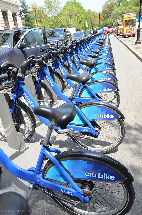 Citibike NY on www.CourtneyPrice.com