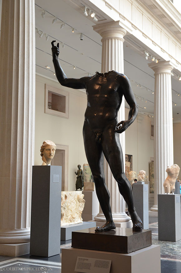 Classical Antiquities, The Met, on www.CourtneyPrice.com