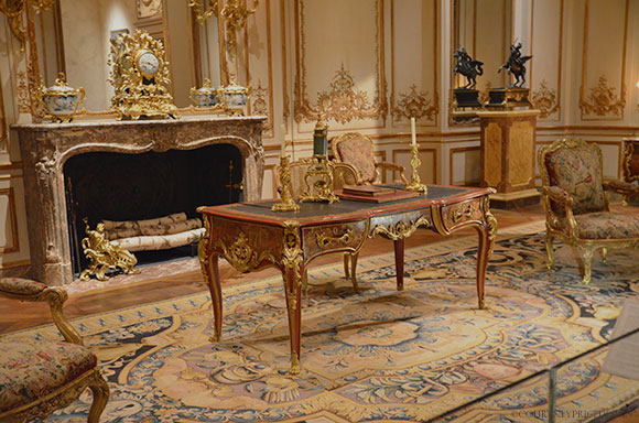 French Room, The Met, on www.CourtneyPrice.com