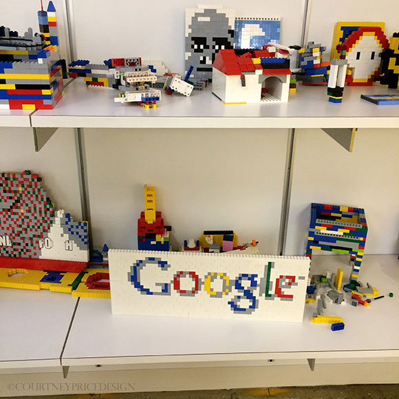Google Offices on www.CourtneyPrice.com