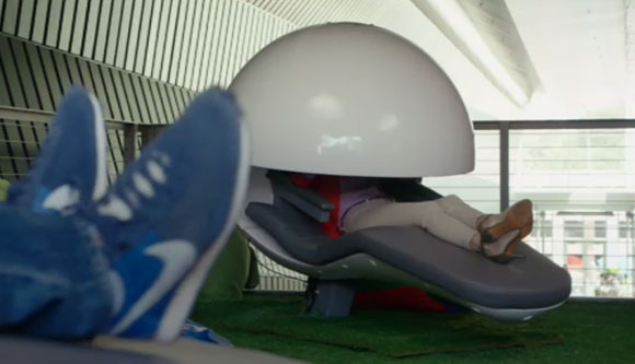 Outstanding napping pods google pictures best for Google sleep pod price