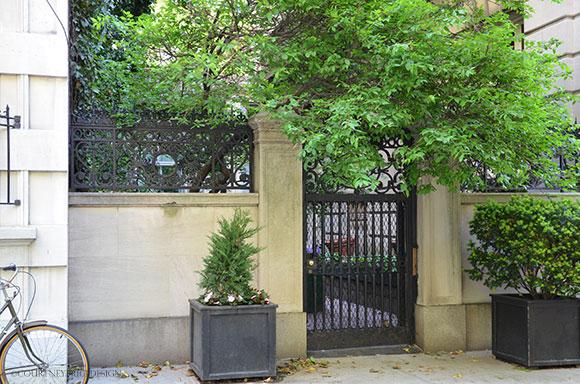 NYC Garden on www.CourtneyPrice.com