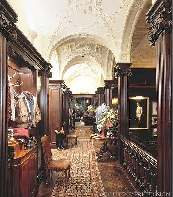 Rhinelander mansion home of ralph lauren nyc men 39 s for Ralph lauren flagship store nyc