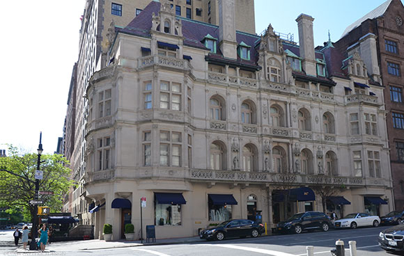 Ralph Lauren FlagShip, story behind the mansion on www.CourtneyPrice.com