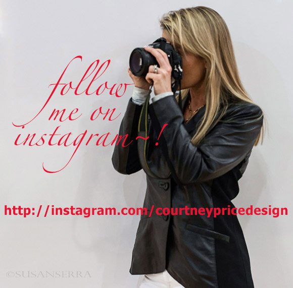 Follow me on Instagram : CourtneyPriceDesign