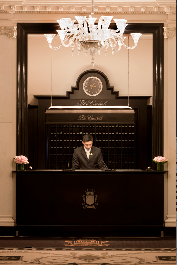 The Carlyle Hotel on www.CourtneyPrice.com