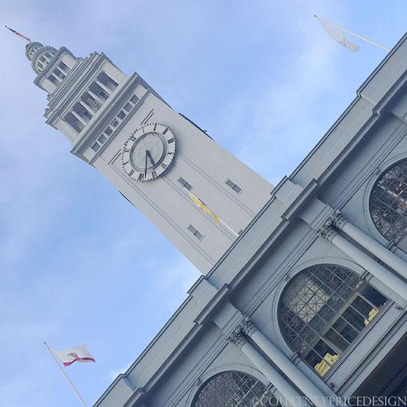 Ferry Building, San Francisco travel tip on www.CourtneyPrice.com