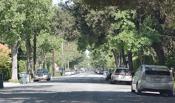 Palo Alto- HPGarageStreet - Silicon Valley on www.CourtneyPrice.com #girlTECH
