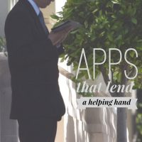 Apps that Lend A Helping Hand
