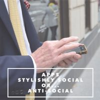 App Roundup: Stylishly Social or Antisocial