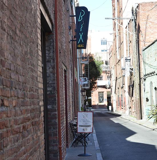 Bix in San Francisco on www.CourtneyPrice.com