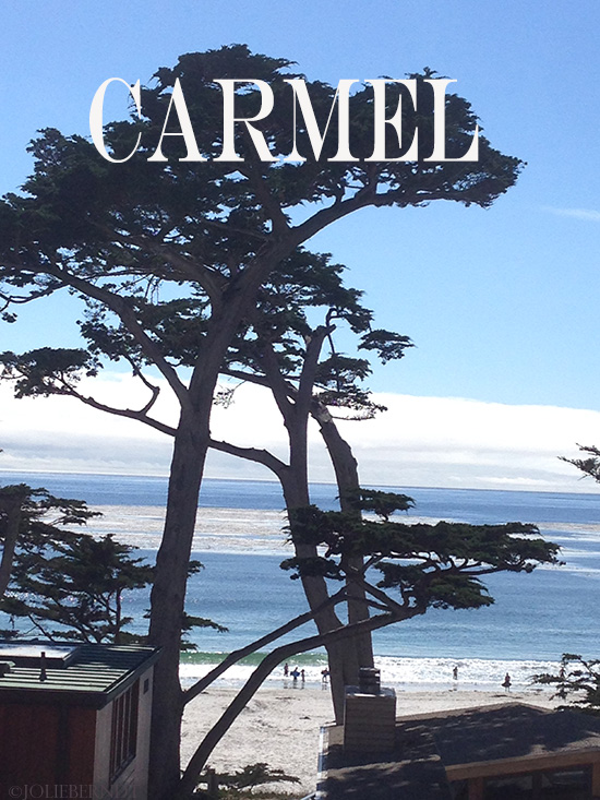 Carmel, a quick trip from San Francisco:  San Francisco Travel Guide on www.CourtneyPrice.com  http://wp.me/p2e5e8-3Or