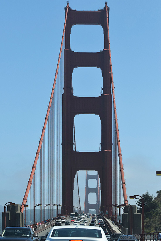 Golden Gate Bridge,  San Francisco Travel Guide on www.CourtneyPrice.com  http://wp.me/p2e5e8-3Or