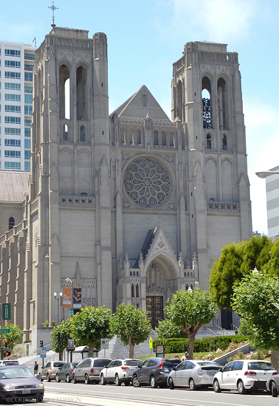 Grace Cathedral, San Francisco Travel Guide on www.CourtneyPrice.com  http://wp.me/p2e5e8-3Or
