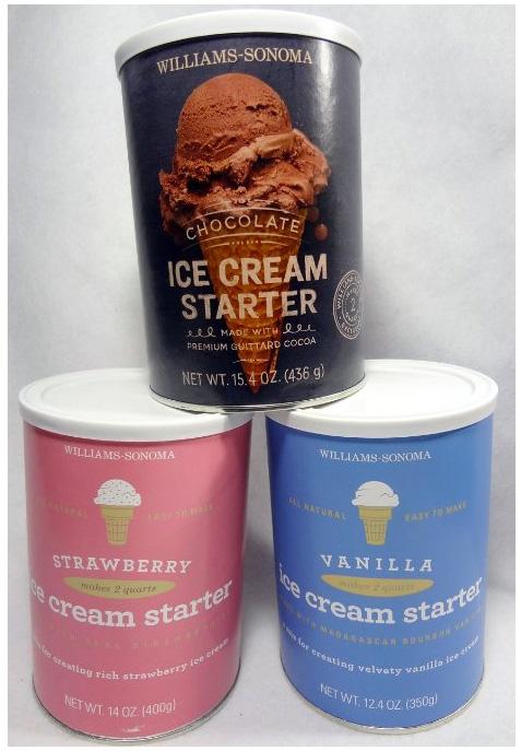 Ice Cream Starter on www.CourtneyPrice.com