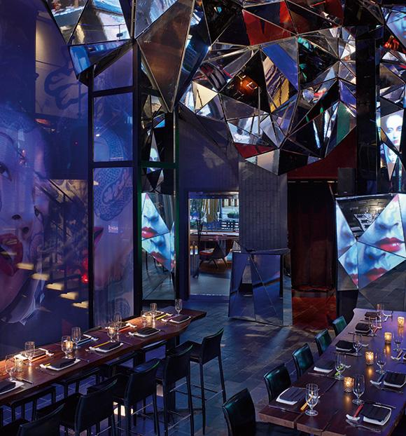 Restaurant And Bar Design on www.CourtneyPrice.com
