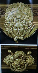 Espagnolettes, Decorative arts Glossary, www.CourtneyPrice.com