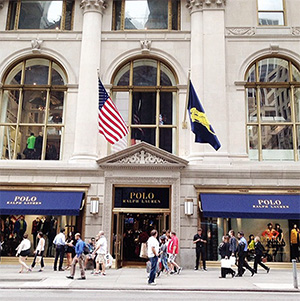 In honor of today s Fifth Avenue POLO flagship opening, I thought we would  take a look at the very first Ralph Lauren NYC flagship store ... 42fe4442e7e