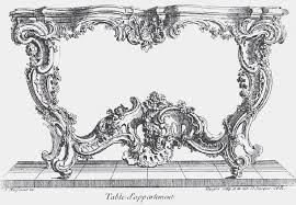 Rococo Style, Decorative Glossary, French Furniture, www.CourtneyPrice.com