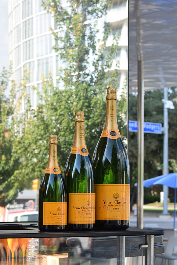 Veuve Clicquot,Veuve Event, Dallas on www.CourtneyPrice.com