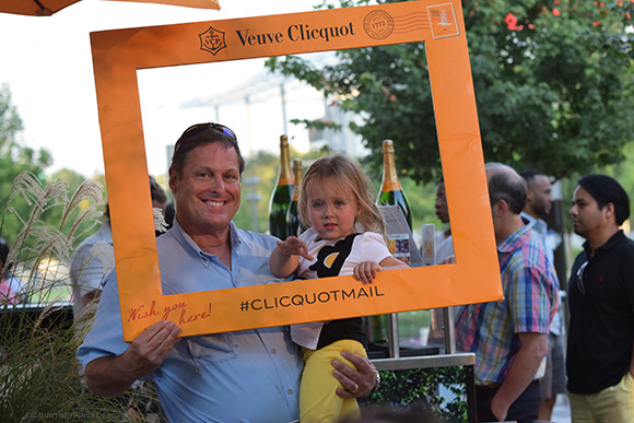 Veuve Photo Ops,Veuve Cliquot, Dallas on www.CourtneyPrice.com