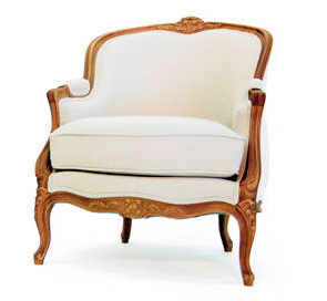 Bergere, Louis XV chair,Decorative Glossary, French Furniture, www.CourtneyPrice.com