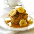 Galatoires bread pudding on www.CourtneyPrice.com