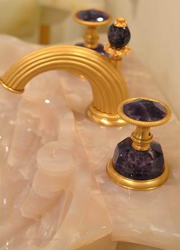 Sherle Wagner For Luxury Bath